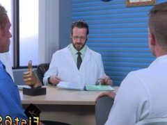 Gay men vidz working out  super and fisting Brian Bonds goes to Dr. Strangeglove's