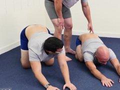 Gay sex vidz bulge massage  super Does nude yoga motivate more than roasting people?