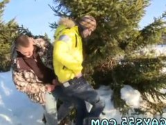 Gay sex vidz with thong  super and man sex boys video Snow Bunnies Anal Sex