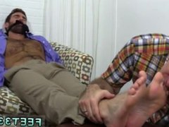 Gay guys vidz fucking with  super their feet Chase LaChance Tied Up, Gagged & Foot