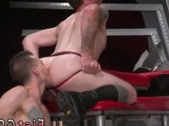 White briefs vidz college fraternity  super gay porn Tongues turn into knuckles when