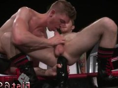 Fisting steps vidz video gay  super Seamus is rapid to unleash his thick, 8 incher