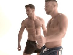 COLBY MELVIN vidz & RODINEY  super SANTIAGO......in underwear