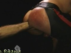 Free self vidz fisting gay  super movies Justin Southhall works over Scott Samson in