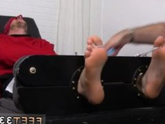 Free gay vidz porn mature  super ejaculation Kenny Tickled In A Straight Jacket