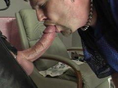 ROB BROWN: vidz DRESSED 4  super GAY SEX CLIP 9