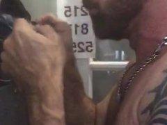 Philly Gloryhole vidz Servicing Str8  super Married Black Dick