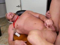 Free gay vidz latino thug  super sex xxx First day at work