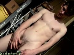 Hairy latin vidz men with  super small cocks gay Pissing And Cumming In The Garage