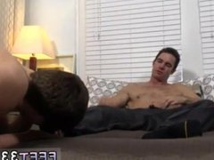 Foot kissing vidz video free  super download gay Hunter Page & Cameron Worship Each