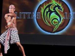 Mortal Battle vidz 2016 -  super Ade Rai (Guest Poser)