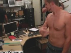 Nude hunks vidz with big  super erect cocks gay Guy completes up with ass fucking