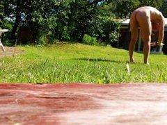 MORNING EXERCISES vidz - Mature  super nude