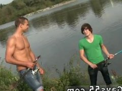 Boys with vidz erections at  super public beach gay first time Anal Sex by The Lake!