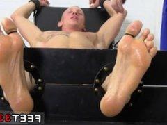 Hot male vidz boys gay  super porn xxx Cristian Tickled In The Tickle Chair