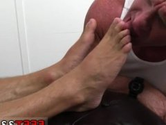 Shemale legs vidz movies gay  super Dev Worships Jason James' Manly Feet