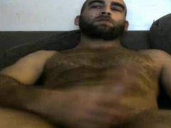 Hot Hairy vidz Cumshot