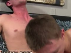 Gay twink vidz fingers cums  super and old gay boy sex Bryan jams him good, and