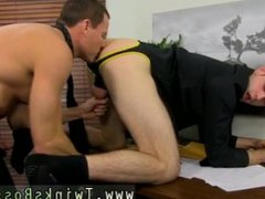 Twink boy vidz gay sex  super orgy xxx While everyone else is out to lunch, Duncan