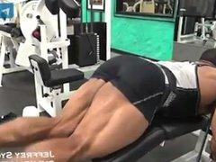 2 monster vidz bodybuilders