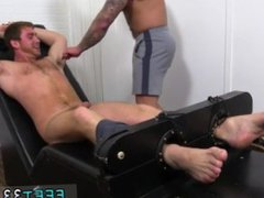 Latino gay vidz feet movies  super Connor Maguire Jerked & Tickle d