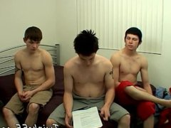 Cute young vidz gay with  super round ass and videos of gay naked men together first