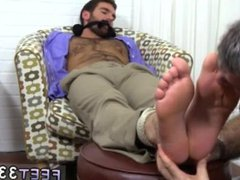 Teen boys vidz hairy foot  super movie gay Chase LaChance Tied Up, Gagged & Foot