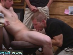 Boy gets vidz spanked by  super group of men xxx gay He sells his tight donk for cash