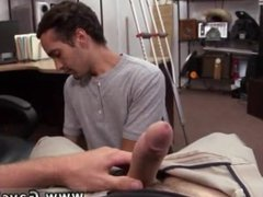 Straight working vidz men gay  super Dude wails like a lady!