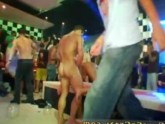 Blowjob male vidz group gay  super exclusive all-boys club where the drinks don't run