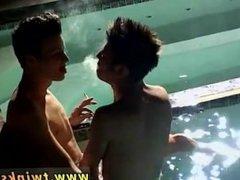 Gay kiss vidz scenes 3gp  super download Ayden, Kayden & Shane Smoke Sex
