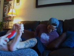Ryan Preview vidz from Seager  super Clips4Sale - Love his FEET