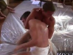 Gay frat vidz men cumming  super The capa folks are preparing for their toga party by