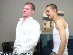 Small skinny vidz penis gay  super porn Tory oils up and gets well-prepped for