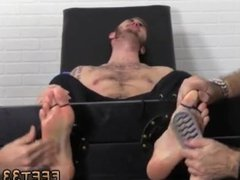 Young black vidz a boys  super dick on the feet and solo male feet gay Officer
