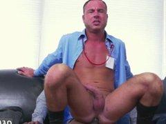 Seduced straight vidz tgp and  super doctor jerks off straight men gay Earn That Bonus