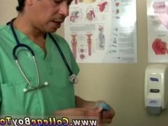 Male doctor vidz feeling cock  super gay first time As his lollipop got harder, and