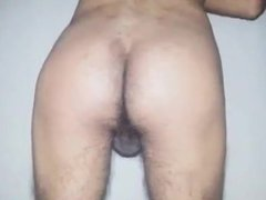 Teen sexy vidz boy showing  super his asshole and slapping
