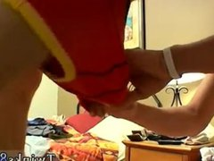 Kinky gay vidz monster sex  super art and mens visible dick line in pants After Shane