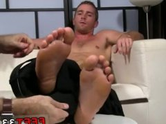 Gay porn vidz foot fetish  super young and fisting with foot gay Scott Has A New Foot