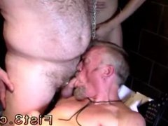 Young boys vidz gay porn  super fisting xxx He gets to taste one guy's geyser as the
