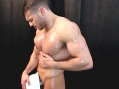 Muscle Hunk vidz Fetish Flex  super Roleplay Cumpilation