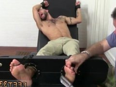 Guys foot vidz gay sex  super movietures Tino Comes Back For More Tickle