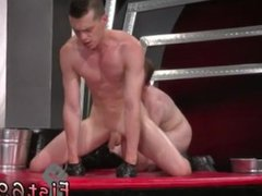 Gay fisting vidz first time  super In an acrobatic 69, Axel Abysse rams his forearm