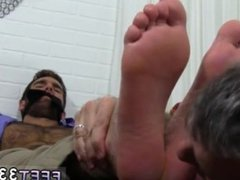 Hard homo vidz gay porn  super Chase LaChance Tied Up, Gagged & Foot Worshiped