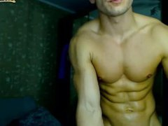Oiled Up vidz Muscle Man  super Dances And Shows Off His Sexy Body On Chaturbate Part 2