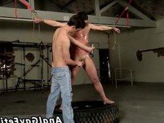 Group fetish vidz bondage boys  super gay Hung Boy Made To Cum Hard