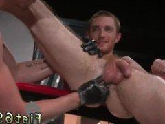 Gay butt vidz fist Seamus  super O'Reilly waits - booty up as Matt Wylde dick-slaps