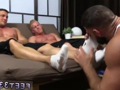 Hot gay vidz male feet  super and homoemo free feet porn movies xxx Very erotic!