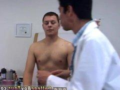Free video vidz clips of  super straight college boy physicals gay xxx He bone was